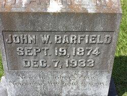 John Walton Barfield