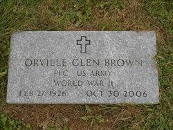 Orville Glen Brown
