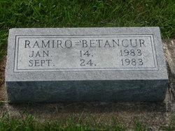 Ramiro Betancur