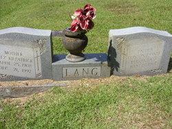 Clinton Parker Lang