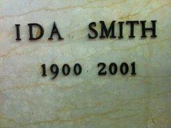 Ida <i>Brixey</i> Smith