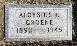 Aloysius F Groene