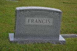 Mary Frances <i>Cole</i> Francis