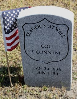 Col Seager Schuyler Atwell