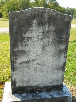 Mary Alverta <i>Goetz</i> Poper