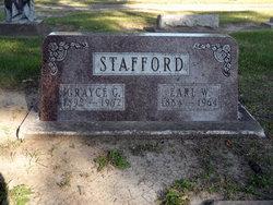 Grayce Grahn <i>Garvin</i> Stafford