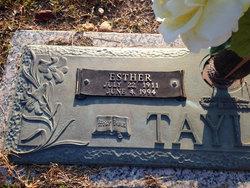 Esther Ruth <i>Frazier</i> Taylor