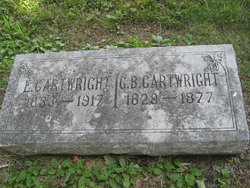 Elizabeth H Eliza <i>Mitchell</i> Cartwright