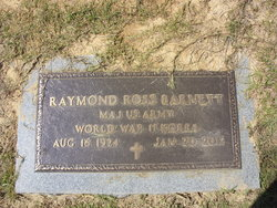 Raymond Ross Barnett