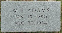 William Fayette Adams