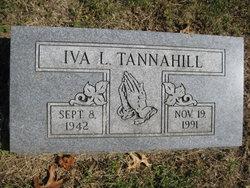 Iva L. Tannahill