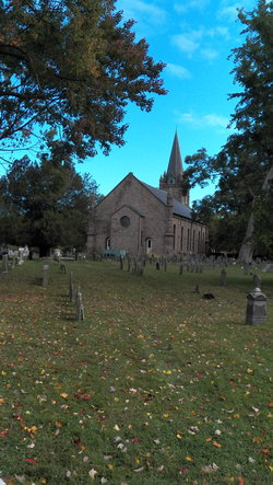 First Presbyterian Church of Ewing Cemetery