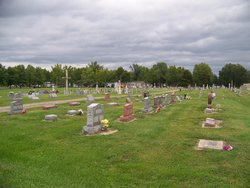 Saint John the Baptist Catholic Cemetery