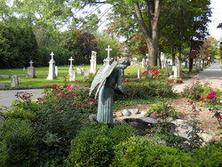 Assumption Grotto Cemetery