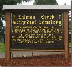 Salmon Creek Cemetery