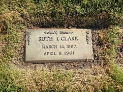 Ruth Irene <i>Wright</i> Clark