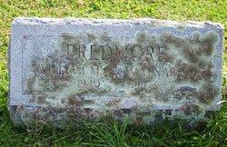 William M. Predmore