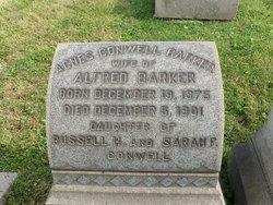 Agnes <i>Conwell</i> Barker