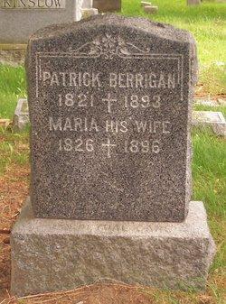 Maria <i>Cuddy</i> Berrigan