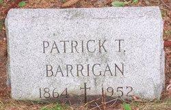 Patrick Barrigan, Jr