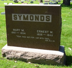 Ernest William Symonds