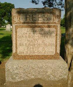 Mary Ann <i>Moran</i> Rees