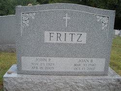 John P Fritz