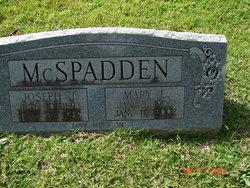 Mary Ellen <i>Alles</i> McSpadden