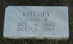 John Renrick Ritchey