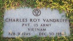 Charles Roy Vandruff