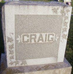 John G Johnie Craig