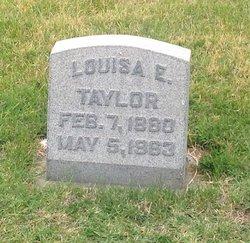 Louise Catherine <i>Edwards</i> Taylor