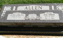 Rial Aaron Allen