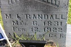 M. L. Randall