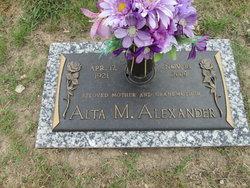 Alta Mavis <i>Couch</i> Alexander