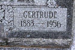 Gertrude Gerty <i>Bridge</i> Aegerter