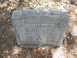 C Ernest Barnes