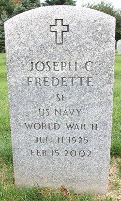 Joseph Carl Fredette