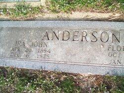 Ira John Anderson