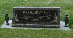 Werner Henry Hobbiebrunken