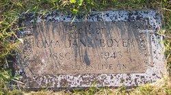 Oma Jane <i>Heater</i> Boyer