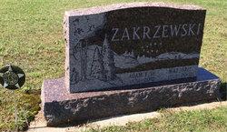 Adam F Zakrzewski, Sr