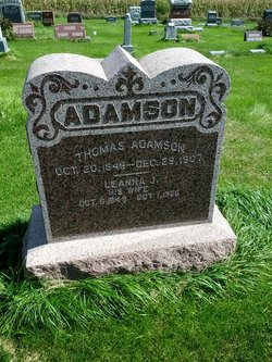 Leanna J. <i>Allman</i> Adamson