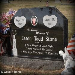 Jason Todd Stone