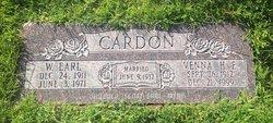 Walter Earl Cardon
