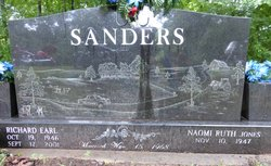 Richard Earl Sanders