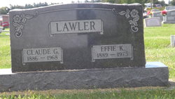 Claude Gossett Lawler
