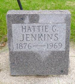 Hattie Gertrude <i>Parrish</i> Jenkins