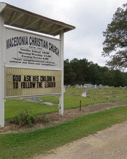 Macedonia Christian Church Cemetery