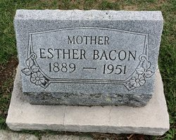 Esther <i>Betz</i> Bacon